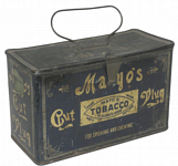 Mayo Tobacco Lunch Pail